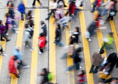 Pedestrian Activity & Accident Risk