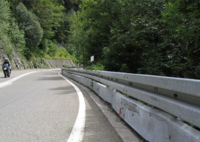 BARRIERS TO CHANGE: DESIGNING SAFE ROADS FOR MOTORCYCLISTS