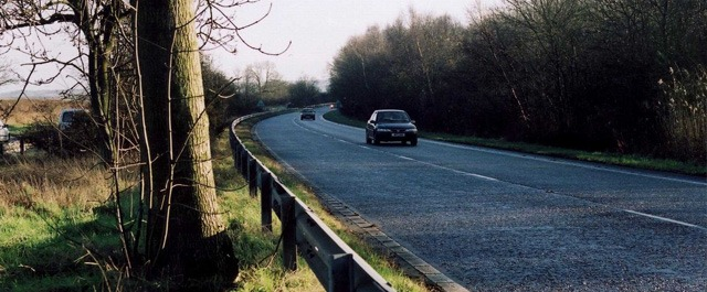 GOVERNMENT TO FUND UPGRADING OF ENGLAND'S 50 MOST RISKY ROADS