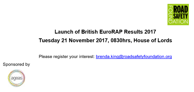 SAVE THE DATE – BRITISH EURORAP RESULTS 2017