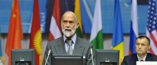 EURORAP AWARDED FOR GLOBAL SAFETY BY PRINCE MICHAEL