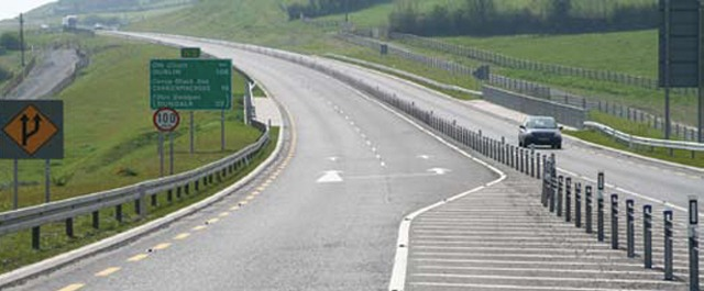 IRELAND EURORAP RESULTS 2008: RISK & STAR RATING OF IRELAND'S MAJOR ROADS