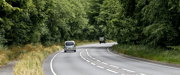 UK'S MAJOR ROAD NETWORK: TIME TO MAKE IT SAFE