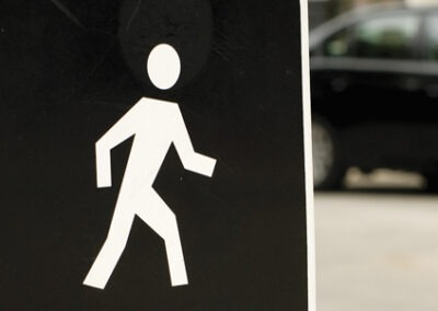 Developing a new practical pedestrian training resource