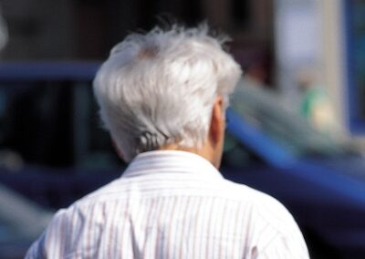 Risk and safety on the roads – the older pedestrian