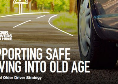Making older drivers safer for longer