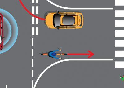 Roads that cars can read III